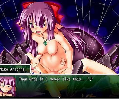 The request Button : Monster girl quest Paradox Compilation 21