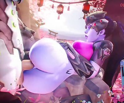 OWHentai.com - Overwatch Widowmaker Compilation PMV/HMV
