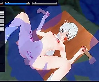 - RWBY Henai - Abusing Tight Cumdump Heiress Weiss Schnee