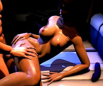3D Lara Croft orgy and more!