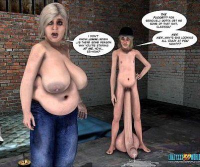 3D Comic: Malevolent Intentions. Episode 15 - 10 min