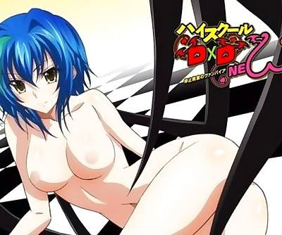 Xenovia High School DXD Hentai Slideshow