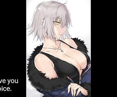 Jeanne darc alter femdom joi cei