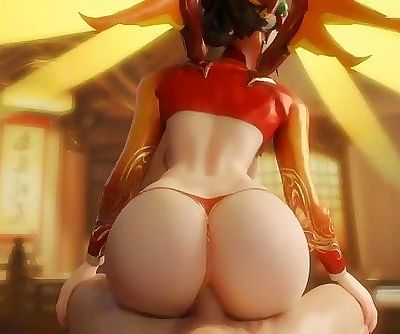 Mercy Overwatch Best Collection