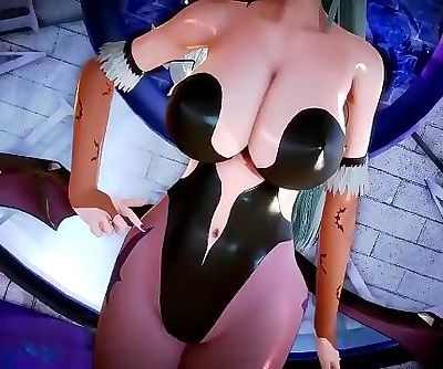 MORRIGAN SEXY GAMEPLAY