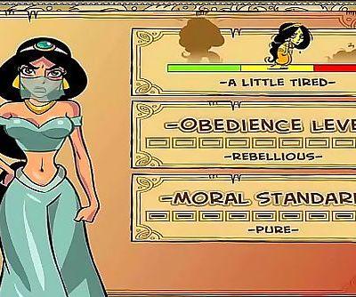 Princess Trainer Gold Edition Uncensored Part 1 17 min 720p