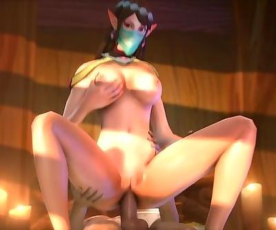 Ying Getting Her Ass Fucked