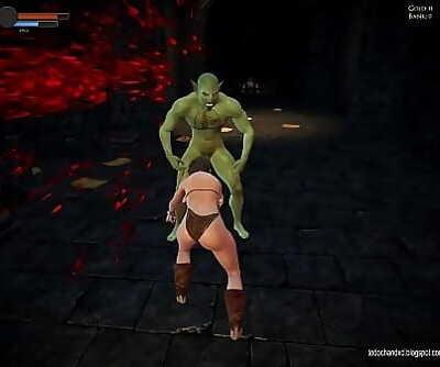 The Last Barbarian Gameplay Walkthrough Playthrough Part 1 74 min 720p