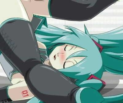 Hatsune Miku 3D compilation