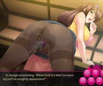 Ochiru Hitozuma: Sayoko 7