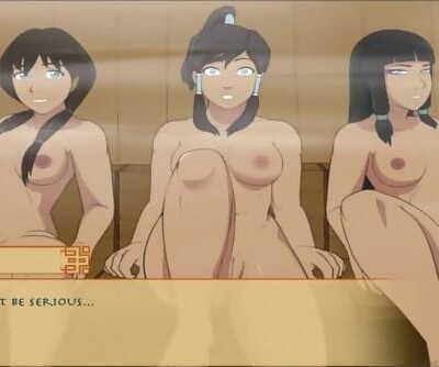 Four Elements Trainer Book 4 Slave Part 14 the Sauna