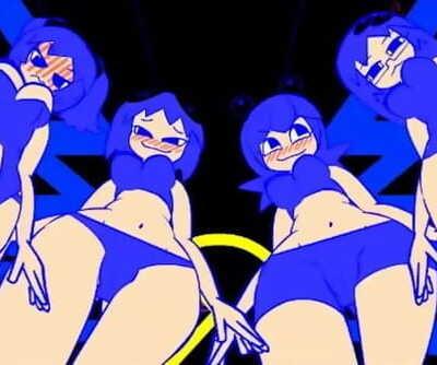 Minus 8 Pacman Ghosts Uncensored