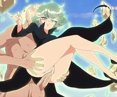 Tatsumaki One-Punch Man Cartoon Porn Video Rule 34 Animated.mp4