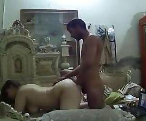 indian guy fucking indian bitch..