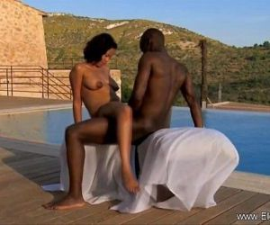 African Sex Style Outdoor - 12..