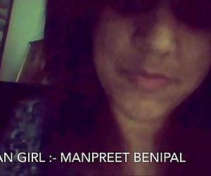 Desi Punjabi Girl Manpreet..