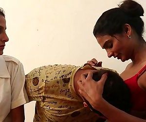 Two Bhabhi Fucked..