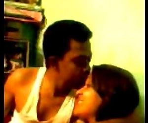 Hot Bangla Babe Giving Blowjob to..