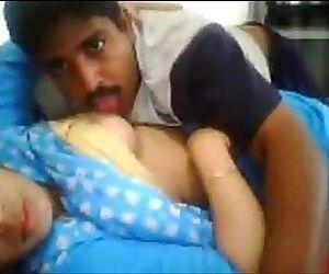 Telugu couple in honeymoon - 15 min