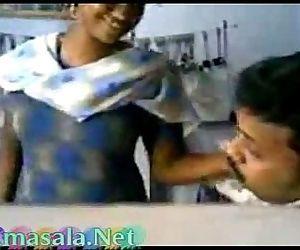 Indian Girl Having..