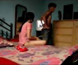 Indian Desi lovers Sucking Cock -..