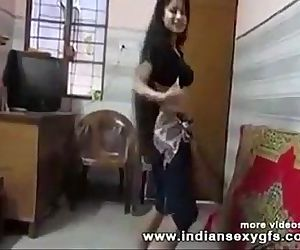 Desi Hot Indian College girl..