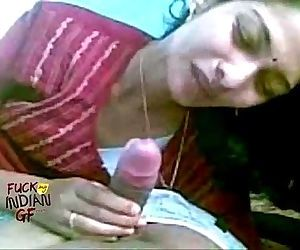 indian wife sucking giving her..