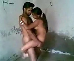 indian punjabi couple newly..