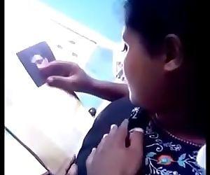 boobs press 67 sec