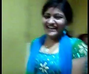 indian amateur girls dancing - 2..