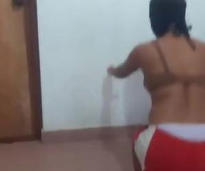 Srilankan Couple Fuck at the Gym..