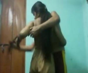 Desi Indian Bangla College Lovers..