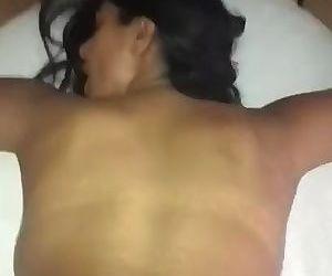 Indian Slut Screams for Black Cock