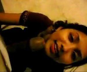 Indian saree blowjob - 5 min