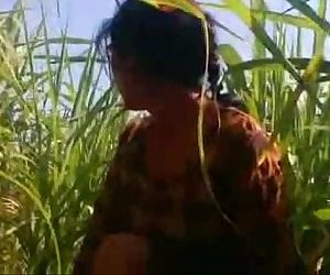 East of Indian couple fucking outdoor - 5 min
