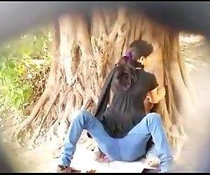 Desi couple outdoor sex - 2 min