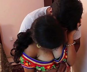 Indian girl on bed - 12 min