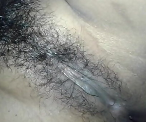 Desi wife hairy cream 94 sec