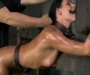 Tied up and Fucked Hardmore on 666naughtycam.tk. 16 min