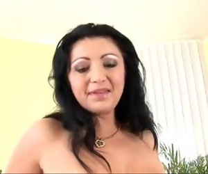 Curvy india rubs her pussy 14 min