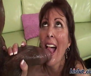 Desi and a huge cock 30 min