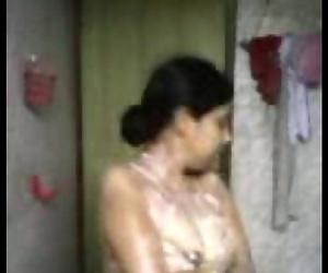 Desi Bhabhi Bath for BF 2 min