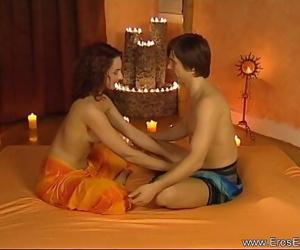 Exotic Handjob Techniques From India 11 min 720p