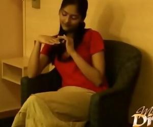 Desi Indian Teen Girls Hindi Dirty Talk Home Made 3 min
