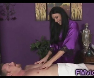 India Summer hot fuck after massage 5 min