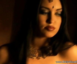 Bronce Goddess From Exotic India 13 min 720p