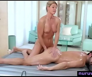 India Summer blonde milf hot fuck 6 min