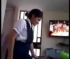 School girl 62 sec