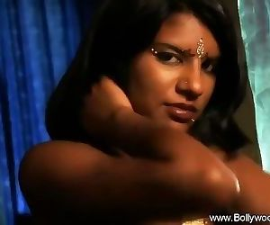 Beautiful Brunette Solo Indian Sweetie