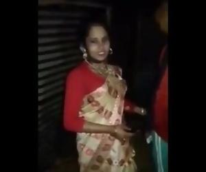 Desi Randi Enjoying with Customer
